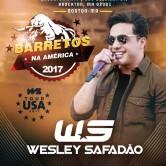 BARRETOS NA AMERICA 2 Edicao  com Wesley Safadao
