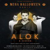 MEGA HALLOWEEN PARTY COM DJ ALOK & SEVENN