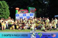 II ENCONTRO DA FAMILIA CARREIRO EM BOSTON 2019